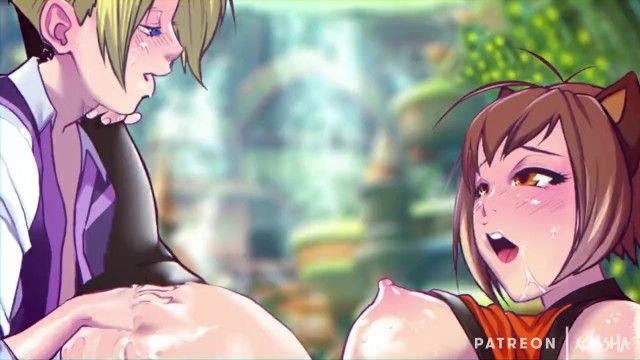 Blazblue - carl makoto remake - giant dicc version - japanese version