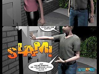 Cg comic: rompere è difficile da fare