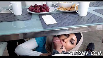 Hot stepmom is rammed hard