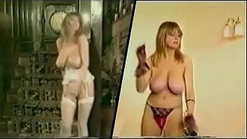 Large tit pauline striptease